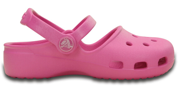 Crocs Karin Clogs Kids Party Pink